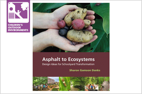 Asphalt to Ecosystems book coverimage: Sharon Danks