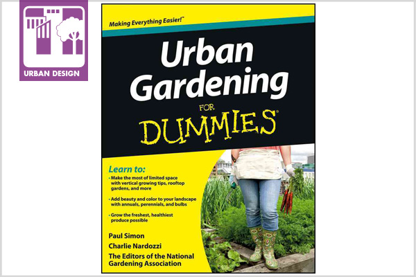 Urban Gardening for Dummiesimage: Paul Simon