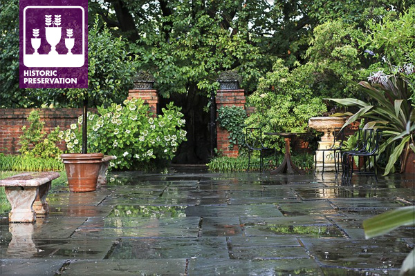 Dumbarton Oaks, Washington, DC, designed by Beatrix Farrandimage: www.doaks.org