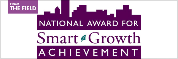 National Award for Smart Growth Achievementimage: EPA
