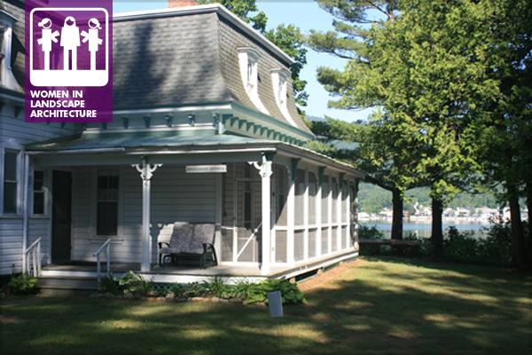 Mayflower Cottage with Lake George views image: Lisa Tonneson-McCorkell