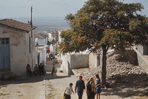 El-Kef, a mountain town in northern Tunisia image: Erik Mustonen
