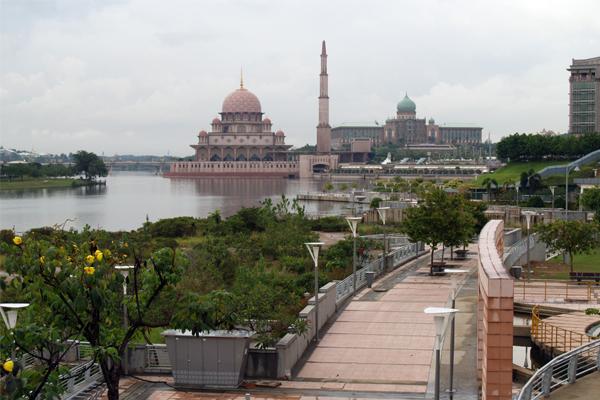 Putrajaya Federal Administrative Centre, Malaysia  image: Erik Mustonen