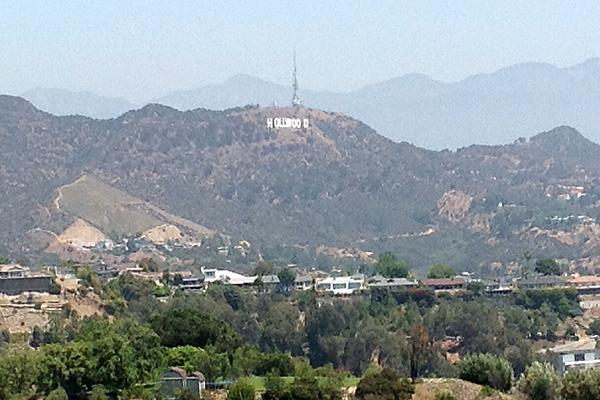 Hollywood sign image: Gary Lai