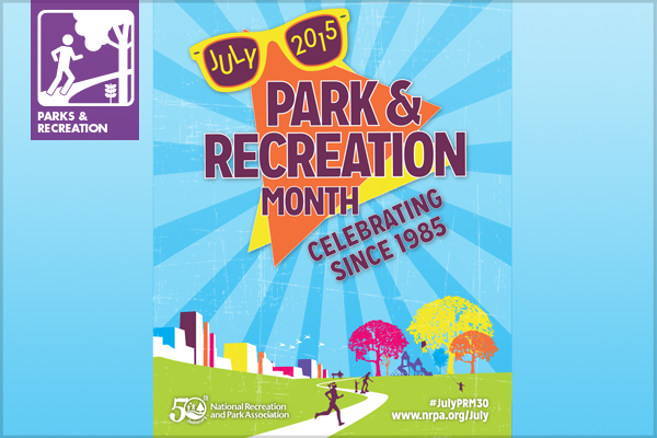 image: NRPA's Park and Rec Month Toolkit