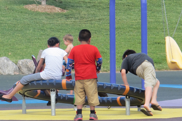 Social play image: Amy Wagenfeld