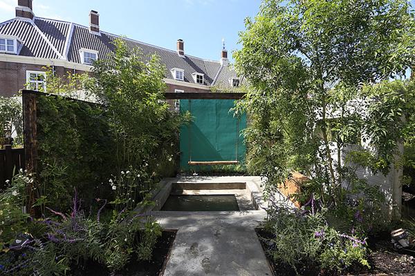 """The Reflection Garden"" by Natasha Iyer of Xanthe White Design image: Huis Ten Bosch"