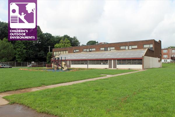 Haverford Bright Futures School in Philadelphia image: Community Design Collaborative