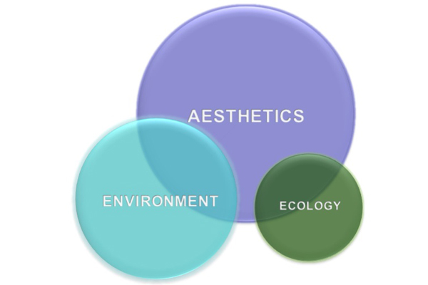 Figure 4: Aesthetic, environmental, and ecological balance in the contemporary native and adapted plant palette image: David Hopman