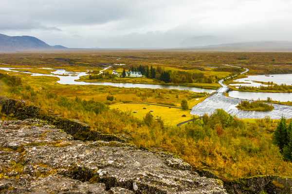 Þingvellir National Park image: Paul Gagnon via Flickr