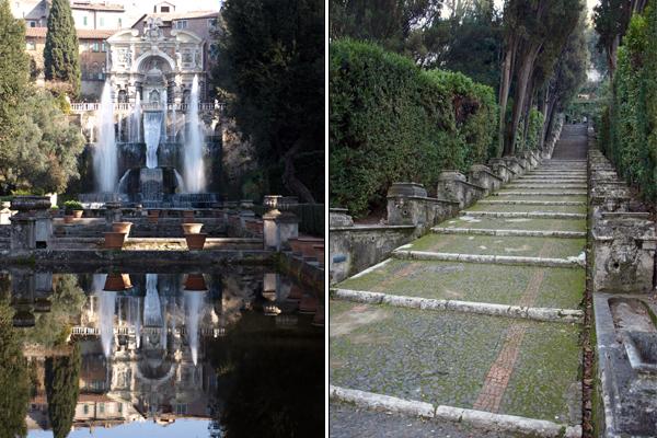 Villa d'Este, Tivoli image: Alexandra Hay
