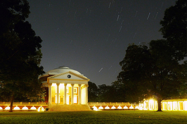 The Rotunda, at the University of Virginia image: Zach Stern via Flickr