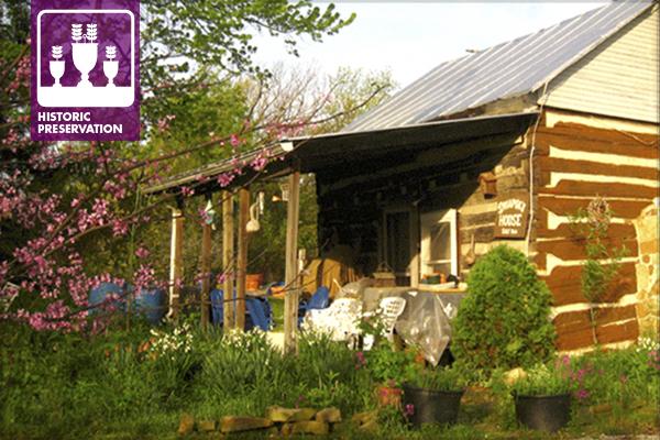The Driapsa Farmhouse, 2015 image: David Driapsa