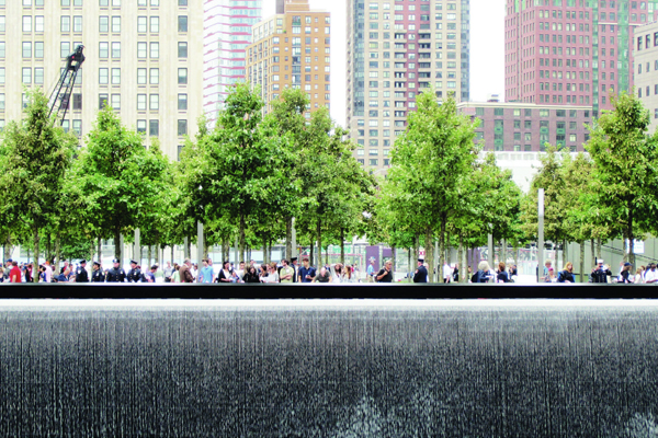 National 9/11 Memorial - 2012 Honor Award Winner, General Design Category image: PWP Landscape Architecture