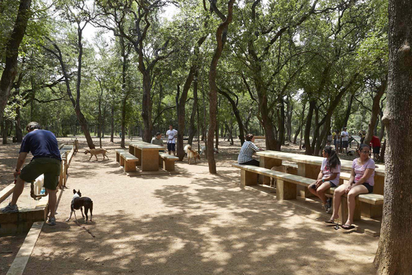 Phil Hardberger Park, 2015 Honor Award Winner, General Design Category image: Charles Mayer