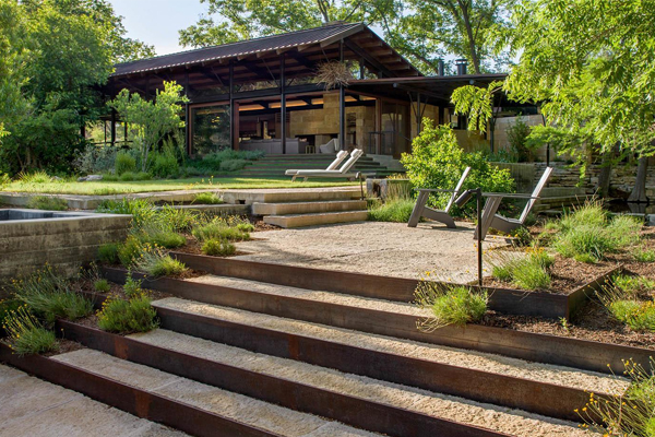 Mill Creek Ranch, 2015 Honor Award Winner, Residential Design Category image: Bill Timmerman