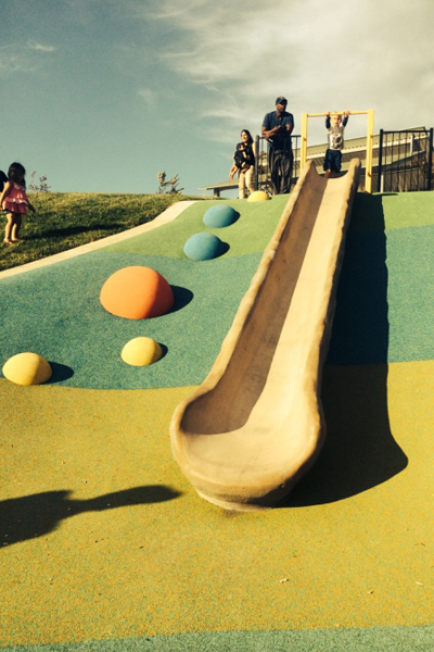 Hillside Park, Cordova Recreation and Park District, Rancho Cordova, CA image: Stantec