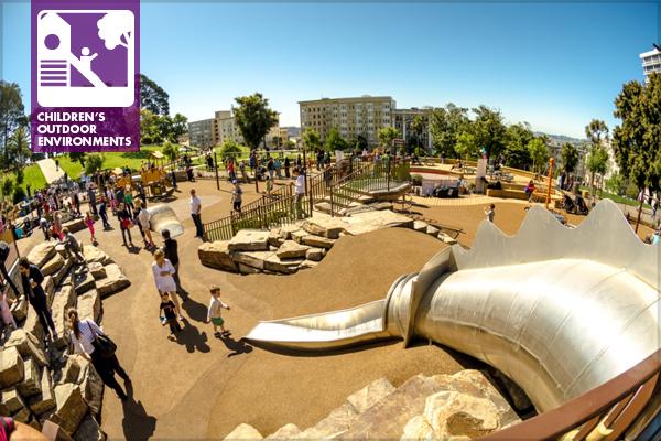 Lafayette Park, San Francisco image: Miller Company Landscape Architects