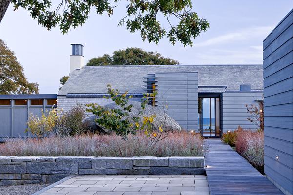 Chilmark: Embracing a Glacial Moraine, 2016 Professional ASLA Honor Award, Residential Design Category image: Roger Foley