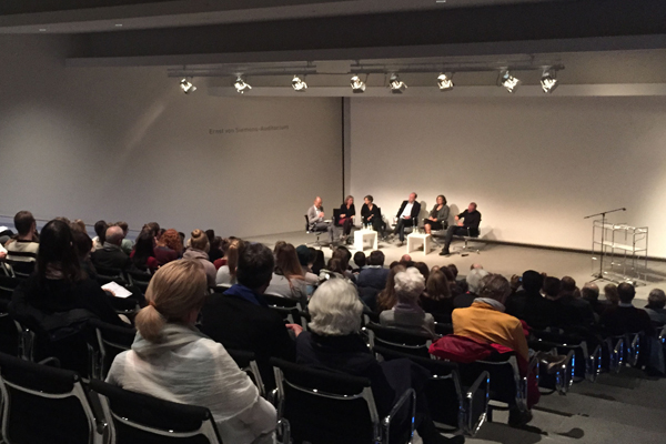 Panel discussion on April 27, 2017 / image: © Chih-Wei G.V. Chang
