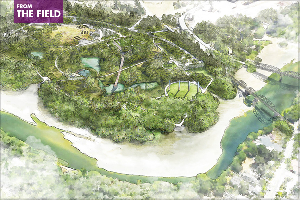 next big things in landscape architecture the field
