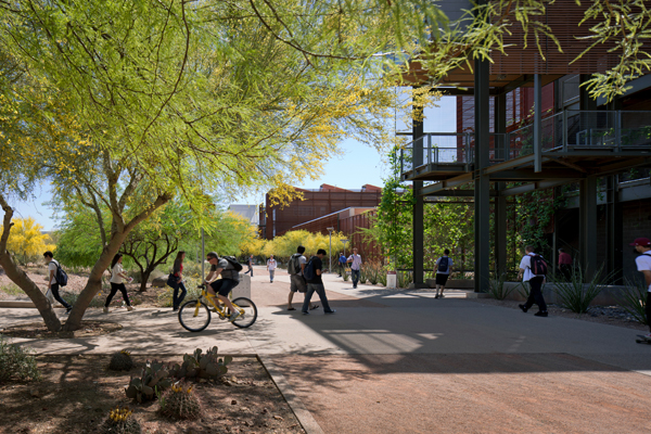 Nice Arizona State University Polytechnic Campus U2014 New Academic  Complex, Mesa, AZ. Ten