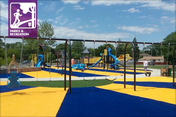 creating an everyone wins playground partnership the field
