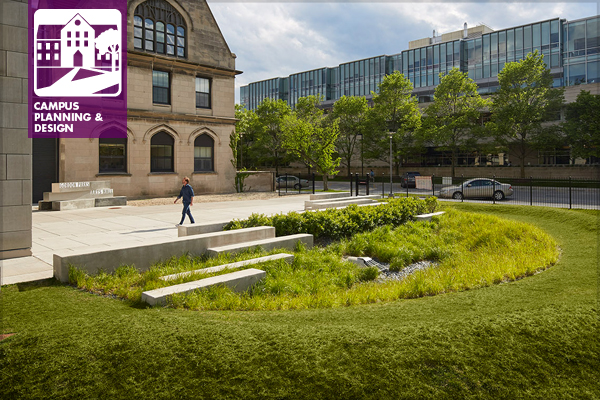 Campus Planning and Design – The Field