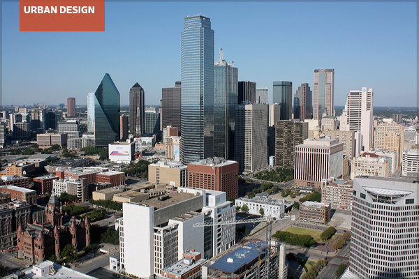 Reclaiming Land for Downtown Parks in Dallas