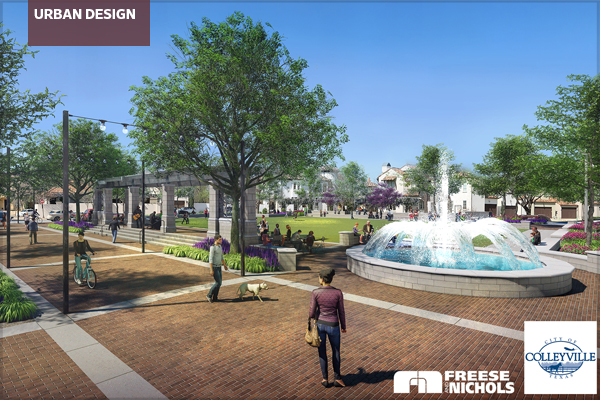 Capturing a City's Vision for a Dynamic Public Plaza