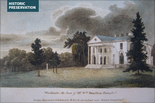 Historic Preservation – The Field