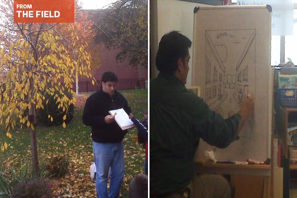 K 12 Educational Programs In Landscape Architecture The Field